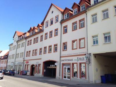 7 Referenz WEG Verwaltung Wohn- und Geschäftshaus Borna
